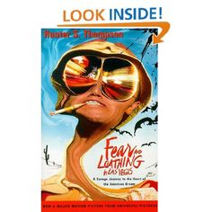 Amazon.com: Fear and Loathing in Las Vegas: A Savage Journey to the Heart of the American Dream (9780679785897): Hunter S. Thompson, Ralph Steadman: Books