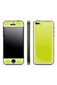 iPhone 5 Glow Gel Skin