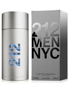 8888b2fcc5c 212 For Men By Carolina Herrera For Men