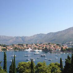 Cavtat, Croatia - my favorite :-)