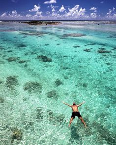 Stamp #643 - New Zealand : Cook Island Paradise   When heading to Aitutaki in the Cook Islands be sure to spend as much time as possible exploring the lagoon and to arrange a visit to One Foot Island through an organised tour or even better hire your own water taxi it's heaven on earth.  Thank you @timjordanphotography for leaving your #ShareYourStamp!!  For more awesome #travel and #wanderlust tips and #adventure download the Stamp Travel #App Today. The link is in our bio!
