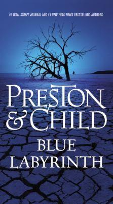 Blue Labyrinth by Preston & Child