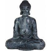 Found it at Wayfair - Japanese Sitting Buddha Figurine  $38.00