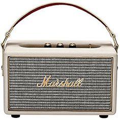 Marshall Kilburn portabler Bluetooth Lautsprechercreme: Amazon.de: Audio & HiFi