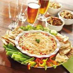 Last Minute Super Bowl Recipes: Buffalo Chicken Dip