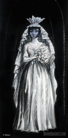 Marc Davis Bride concept - animated