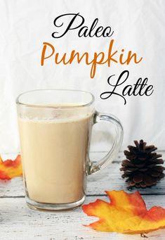 Paleo Coffee Drink #Recipe: Pumpkin Latte sponsored by @Pacific Foods