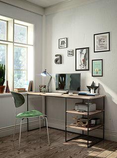 Biurko S-LINE nowość LOFT nowoczesny design (5072881698) - Allegro.pl - Więcej niż aukcje.