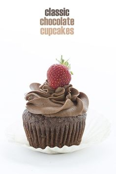 These popular keto cupcakes really are the best, with a tender low carb chocolate cake and a creamy sugar-free frosting. Grain-free.