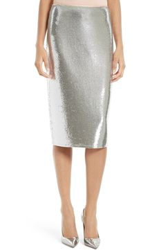 Sequin Midi Pencil Skirt Sequin Pencil Skirt 2948a4286ed5
