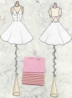Pretty fashion design picture