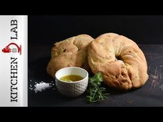 Ελιόψωμο Επ.28 | Άκης Πετρετζίκης TV - YouTube Olive Bread, Clean Eating, Healthy Eating, Bread Cake, Happy Foods, Greek Recipes, Diy Food, Bagel, Appetizers