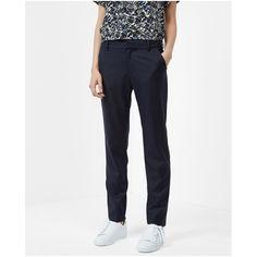 Pantalon tailleur jeans et pantalons comptoir des - Comment taille comptoir des cotonniers ...