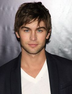 Chace Crawford...we share the same birthday...we are should mates :)