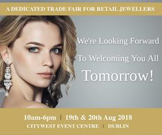 Jewellery Ireland has been strategically timed to present a wide range of buying opportunities for the critical Christmas buying period, in a discreet and friendly environment. Jewelry Show, Jewellery, Dublin, Bespoke, Ireland, Jewelery, Jewlery, Bespoke Tailoring, Irish