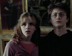 I love that Harry & Ginny got to together, but I still wish it had been Harry & Hermione.