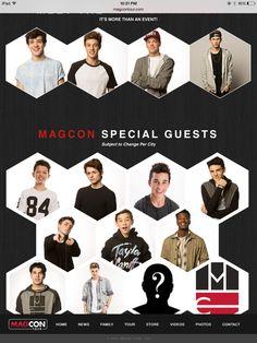All Magcon boys