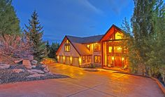 Extraordinary Utah Home: The Ultimate Private Gem in Park City