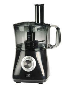 Seven-Attachment 8-Cup Food Processor