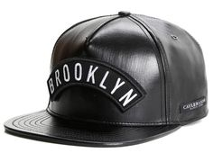 Bk All Day Snapback Cap by CAYLER & SONS