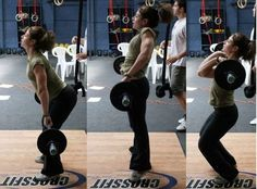 How to Improve Your Power Cleans - Tabata Times