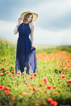 """The poppy field - Model: Victoria Follow me on <a href=""""https://www.facebook.com/sirFranzis.photography"""">Facebook</a> or visit my <a href=""""http://www.sirfranzis.at"""">Homepage</a>"""