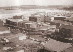 Maroubra Beach in Sydney in the 1940s.