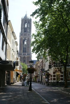 Utrecht's Dom Tower