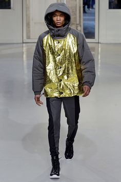 Issey Miyake Fall/Winter 2013-14 Men's Show | Homotography