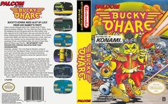 Bucky O'Hare came out late in the Nintendo's life during the battle of the 16-Bit era of Super Nintendo vs Sega Genesis. The game is also…