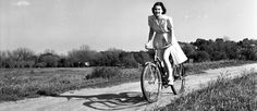women on the first bikes - Google Search