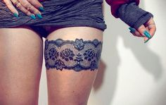 80 Best Sexy Garter Belt Tattoo Designs for Women, 40 Awesome Pistol Gun Tattoos Design Ever Made, Thigh Garter Tattoos for Girls, 30 Y Garter Belt Tattoo Designs for Women Designs&meanings Thigh Garter Tattoos for Girls. Tattoos Motive, Love Tattoos, Sexy Tattoos, Beautiful Tattoos, Body Art Tattoos, Tattos, Tattoo Femeninos, Piercing Tattoo, Tattoo Shop