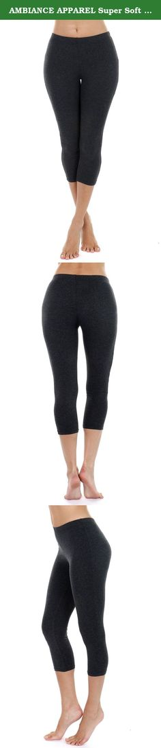 https://social-media-strategy-template.blogspot.com/ #UserExperience #UX AMBIANCE APPAREL Super Soft Womens Basic Capri Cotton Leggings (SMALL, CHARCOAL GREY). At TODAY SHOWROOM, Our priority is to provide High Quality products backed with Superior Customer Service. Were not just sellers, but end users and we want you to enjoy your buying experience. SIZE: SMALL (0-4), MEDIUM (6-8), LARGE (10-12).