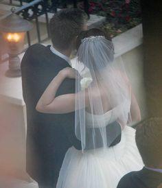 Sophia Bush and Chad Michael Murray at Their Wedding Status: Divorced