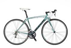 Bianchi C2C Via Nirone Dama Bianca Tiagra Compact Womens 2013 - Road Bike