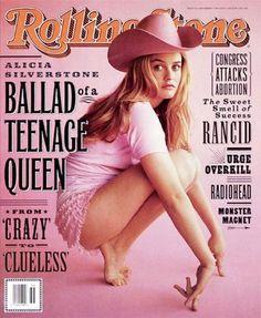 Alicia Silverstone - Rolling Stone
