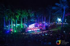 MALASIMBO MUSIC FESTIVAL: A Magical Weekend at Mt. Malasimbo! @MalasimboFest Festival Guide, Art Festival, Mindoro, Local Festivals, Tropical Garden, Staycation, All Over The World, Philippines, Music