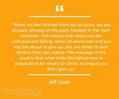 Jeff Goins Quote