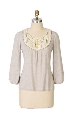 Surely Charmed Sweater - anthropologie.com