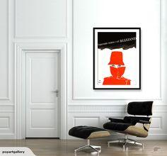 'Audrey Hepburn Blizzand' Vintage Poster - SALE! | Trade Me