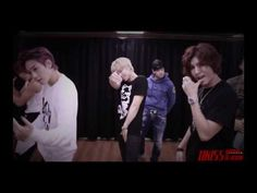 U-KISS(유키스) '내 여자야(She's Mine) 안무연습 영상 Dance Practice Concept Video ver. - YouTube