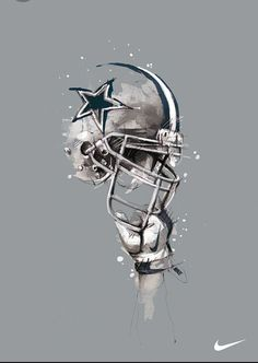 (notitle) More from my site Top 50 Dallas Cowboys of All Time NFL Dallas Cowboys 1 Fan Happy Birthday Football Shaped Foil … Dallas Cowboys Pictures, Cowboys 4, Dallas Cowboys Football, Football Art, Cowboys Helmet, Football Season, Dallas Cowboys Tattoo, Football Spirit, Longhorns Football