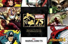 La Marvel chiede consiglio ai fans per il 75 anniversario ← afnews.info