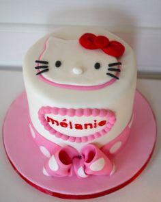 Hello kitty Cake -♥♥-