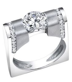 Diamond Rings : This piece is a Cornelis Hollander Bridal Engagement Ring. Available in or - Buy Me Diamond Jewelry Rings, Jewelery, Jewelry Accessories, Jewelry Design, Pandora Jewelry, Wedding Ring Designs, Wedding Rings, Diamond Rings, Diamond Brooch