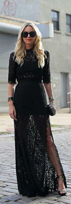 Street fashion for Fall...Drama,Drama -   Atlantic-Pacific