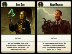 Dual Hero Giveaway. Boris Kane, Miguel Rosenau and 500 Influence could be yours!