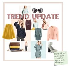 """""""Trend update."""" by hmlife ❤ liked on Polyvore featuring H&M, Post-It and hm.com"""