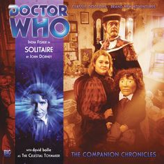 Check out Solitaire from Big Finish.