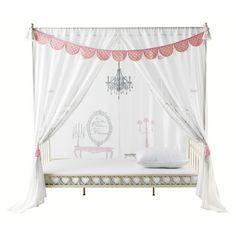 Tenda per letto a baldacchino per bambini Principessa